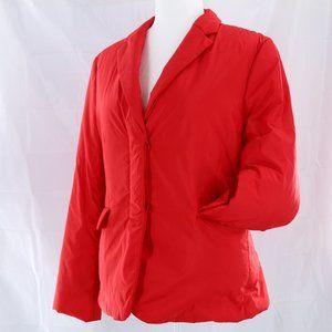 THEORY Shrunken Padded Blazer Women's Jacket